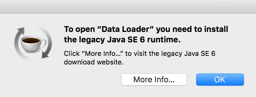 How to download Salesforce Data Loader Mac aka 'Saga of